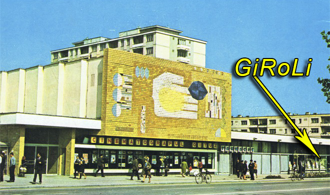 Bulevardul Oituz - 1975 - CLICK pentru mai multe imagini cu Oneștiul