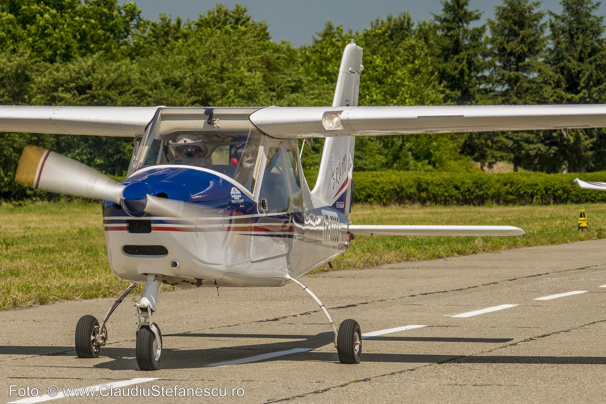 Avion civil aeroclub
