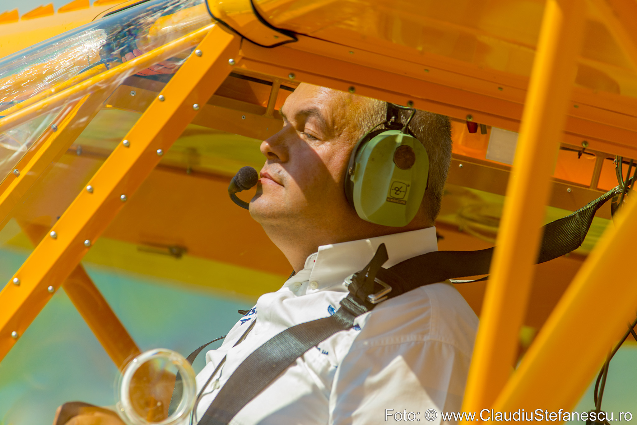 Carlingă pilot