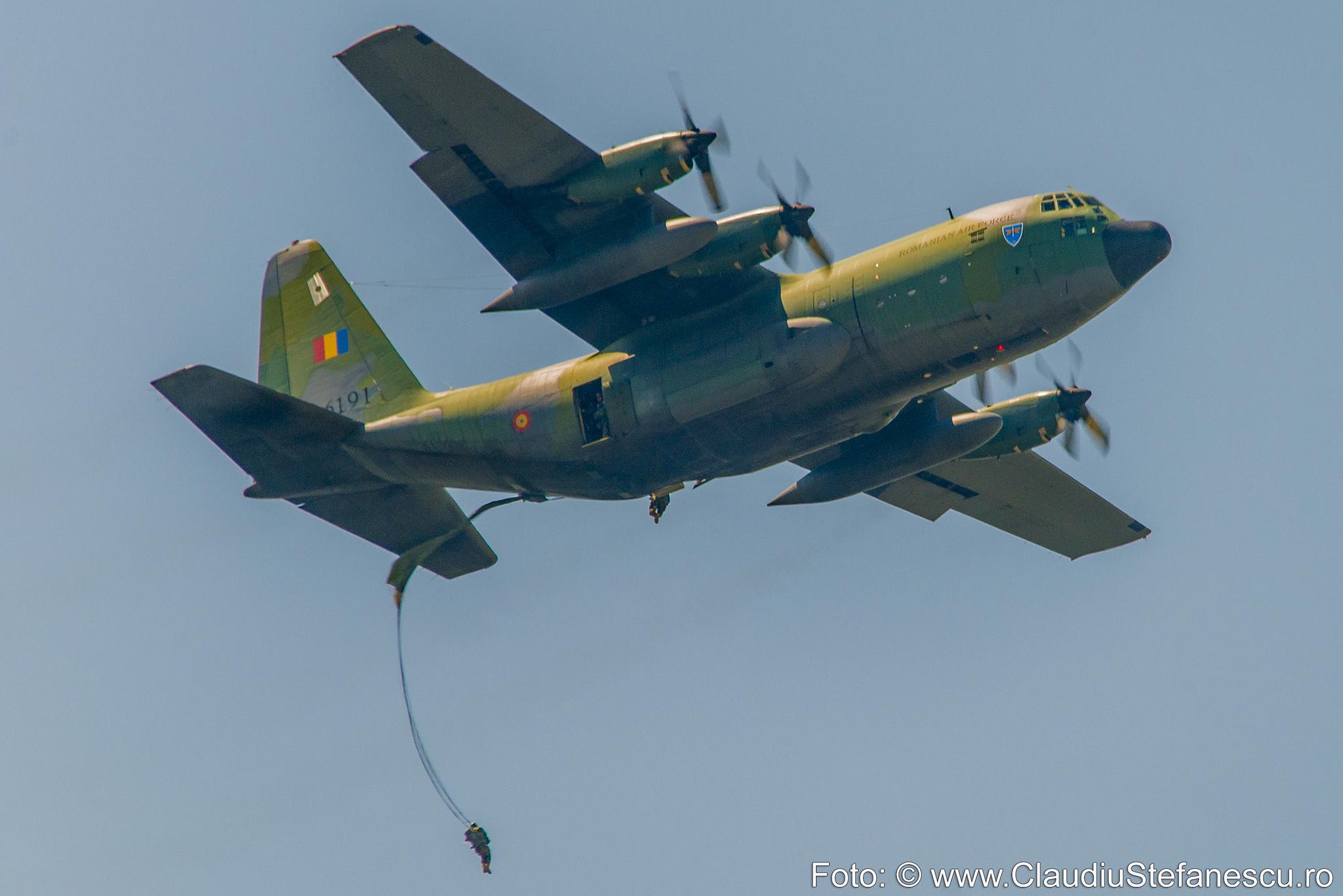 Avion militar Hercule