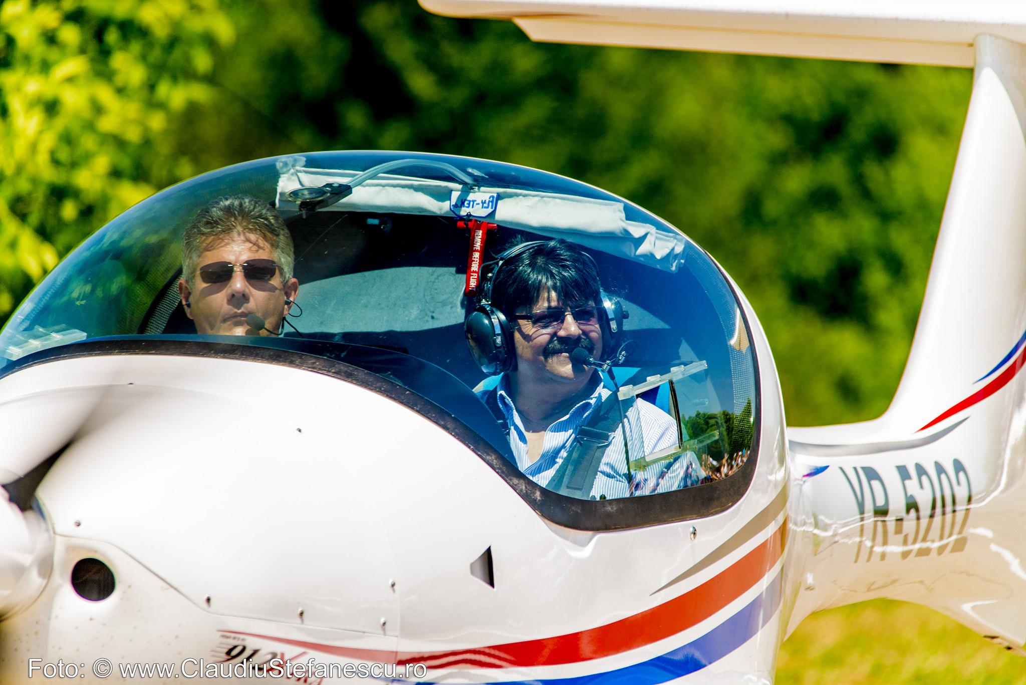 Carlingă aviatori