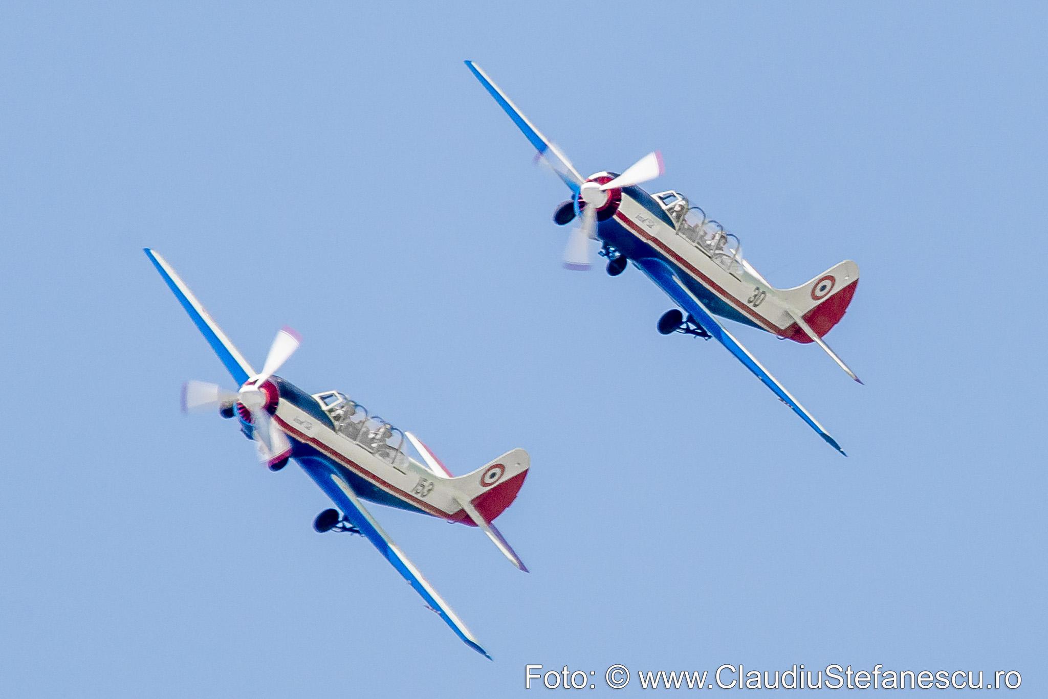Escadrilă acrobație aeriană