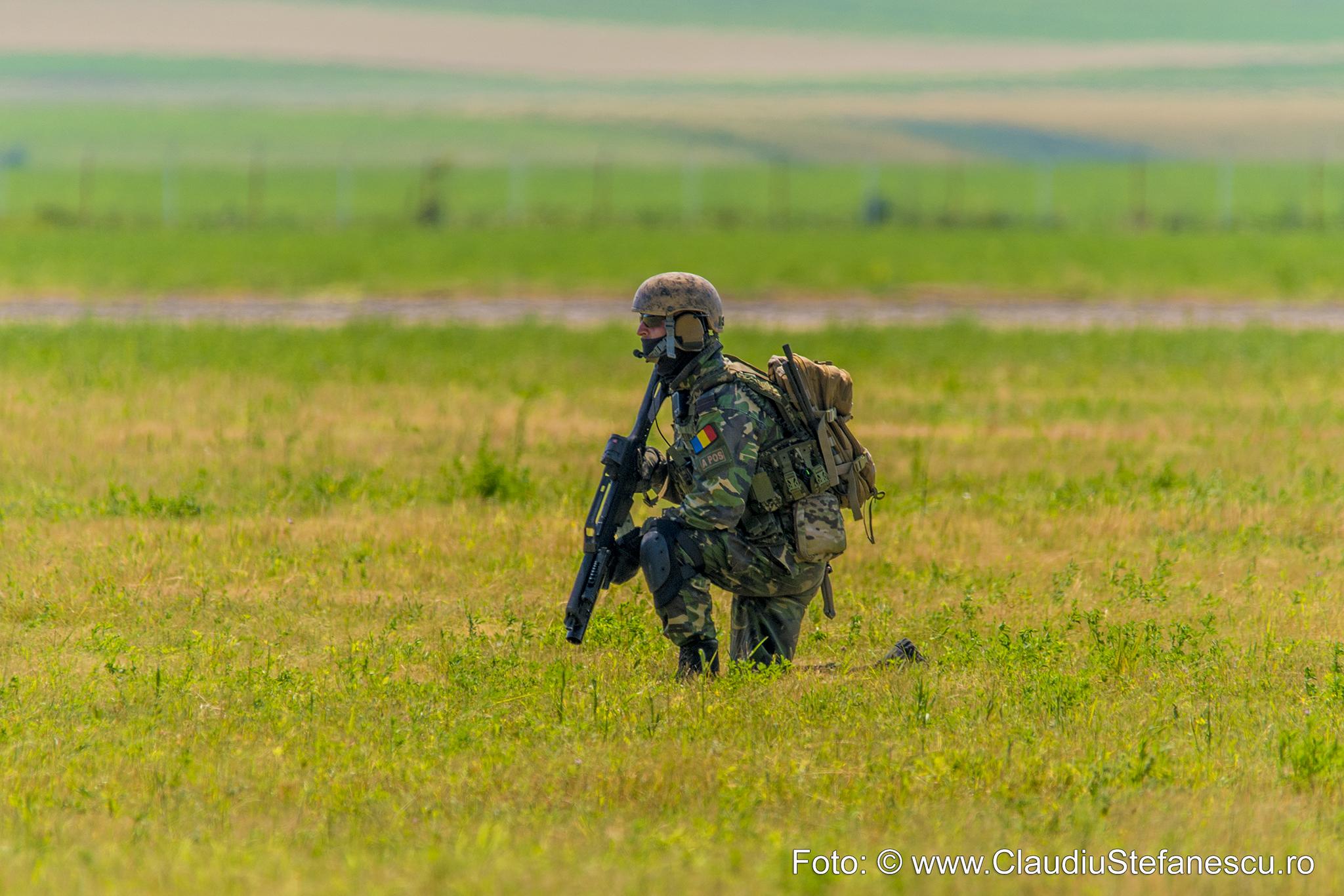Militar la sol